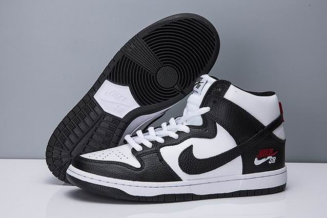 men high nike dunk shoes-020