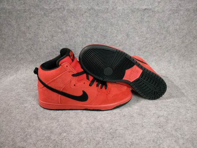 men high nike dunk shoes-031