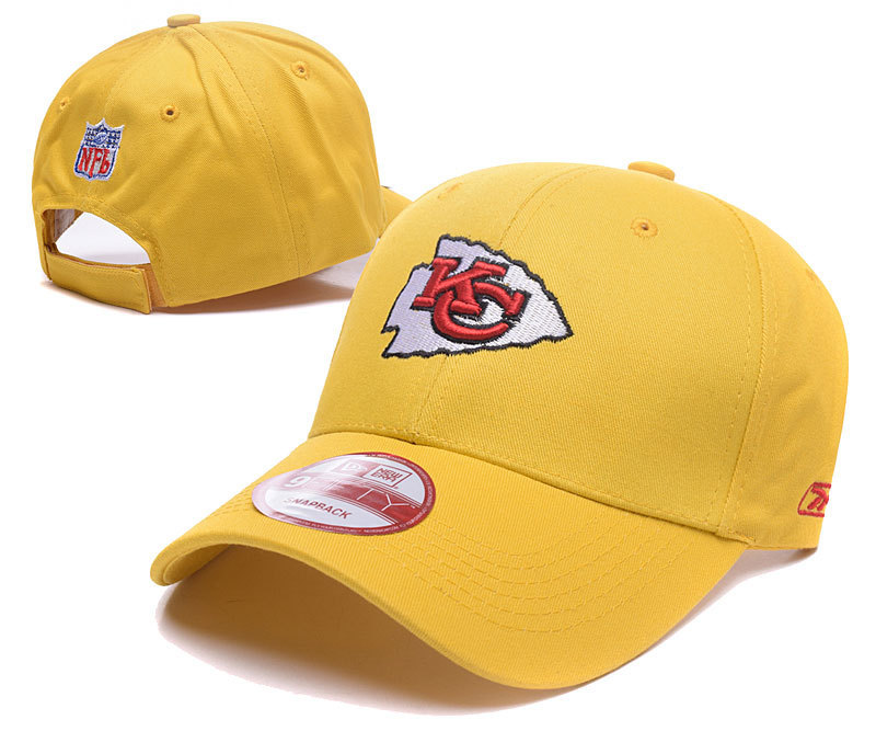 NFL Kansas City Chiefs Stitched Hats 008