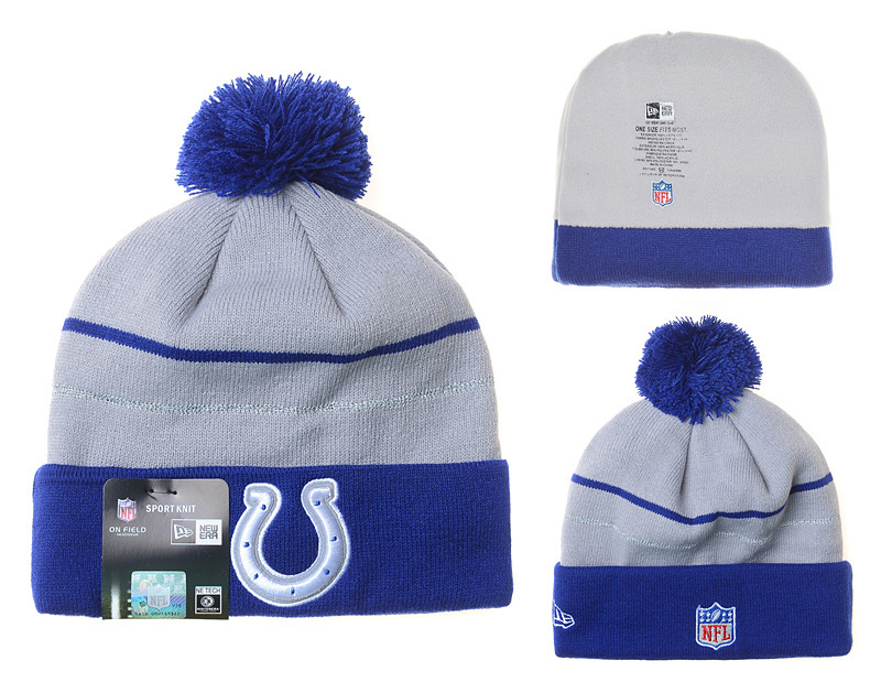 NFL Indianapolis Colts Stitched Knit Hats 004