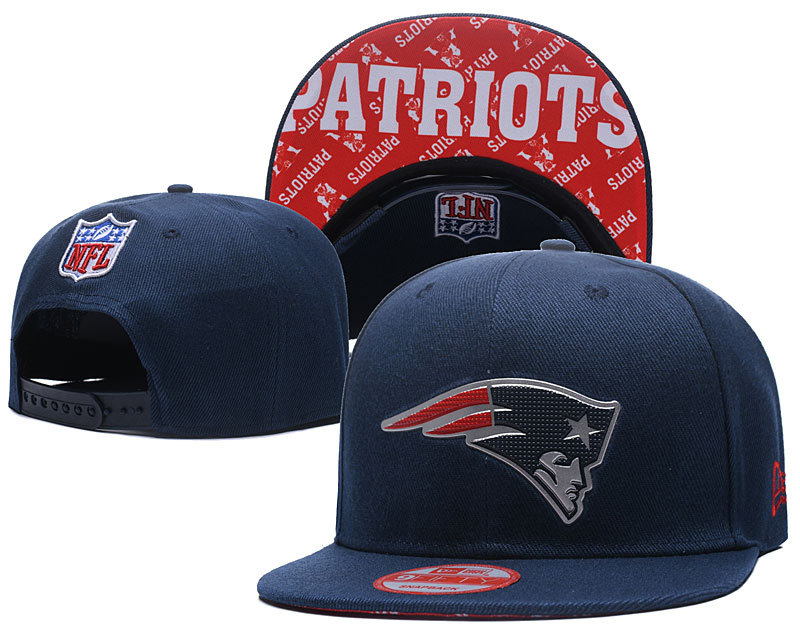 NFL New England Patriots Stitched Snapback Hats 001