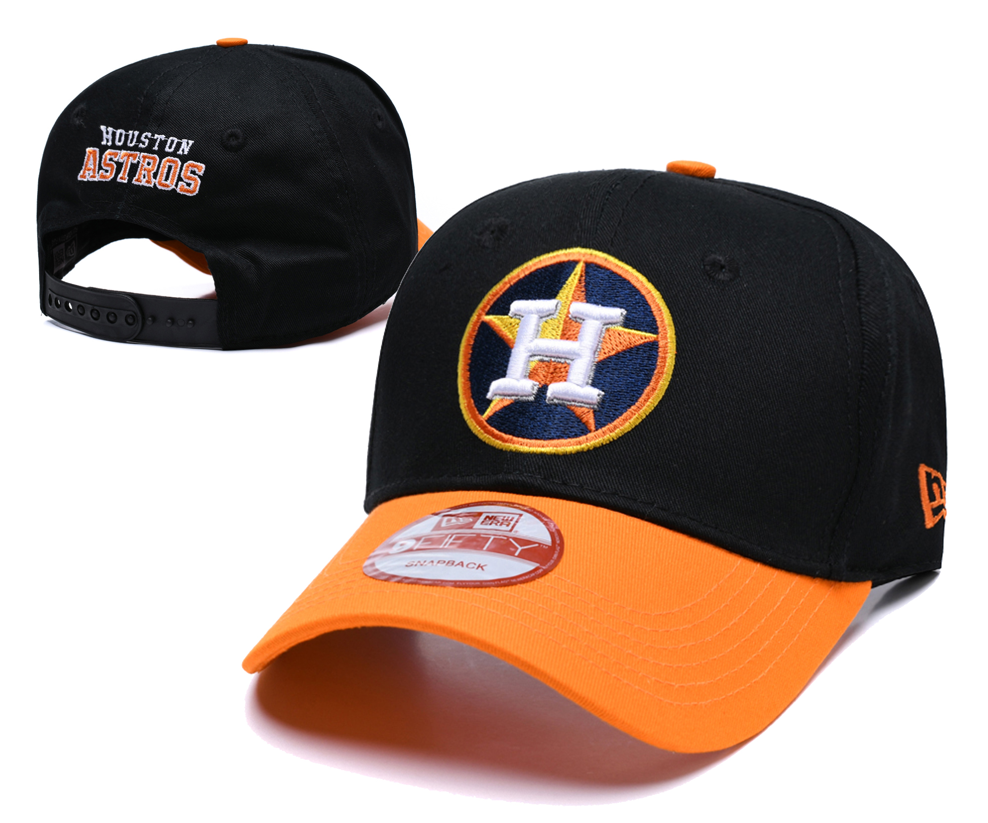 MLB Houston Astros 2019 Stitched Snapback Hats 019