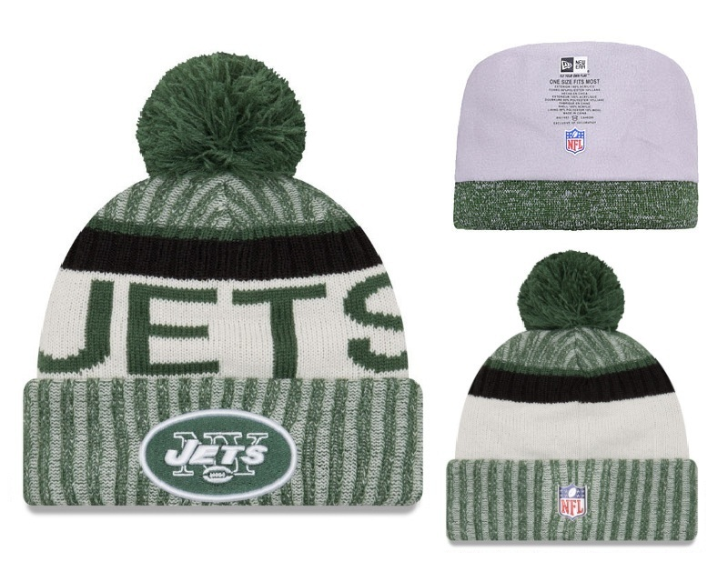 NFL New York Jets Stitched Knit Hats 001