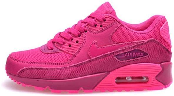 Air Max 90 Outlet Sale Pink Womens