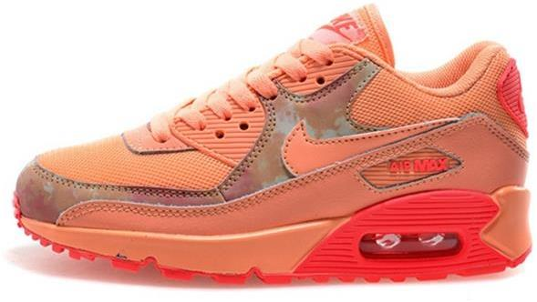 Air Max 90 Outlet Sale Atomic Mango Womens
