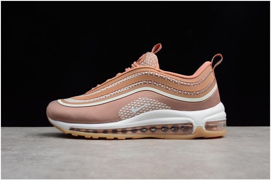 Nike Air Max 97 Particle Beige/White-Rush Pink