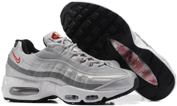 "Nike Air Max 95 ""Silver Bullet"" For Sale"