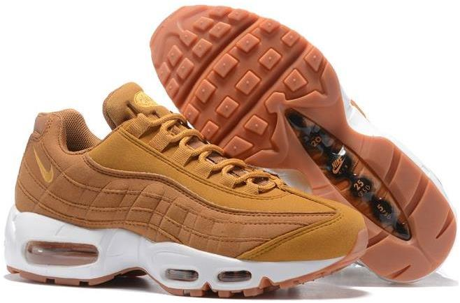 Nike WMNS Air Max 95 Desert Ochre-Gold Dart For Sale