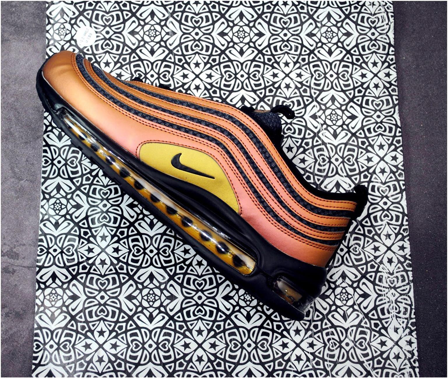 Skepta x Nike Air Max 97 Ultra '17 Multi-Color and Vivid Sulfur-Black For Sale