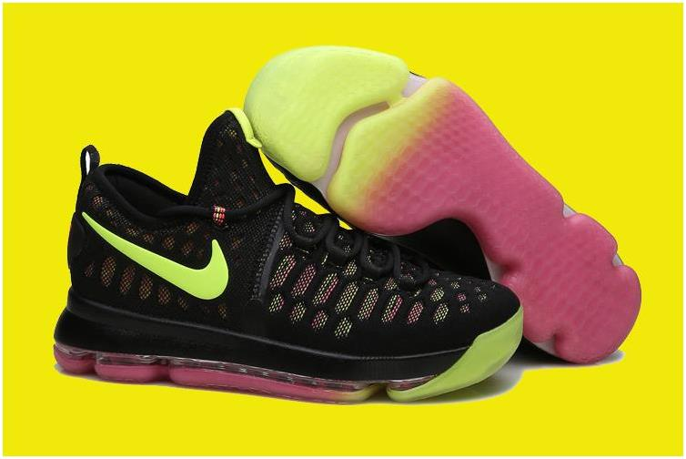 2016 Nike KD 9 'Unlimited' Multicolor 843392-999 For Sale
