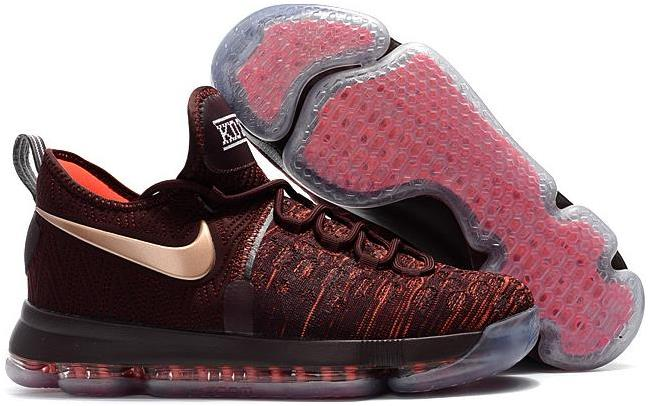 2016 Nike KD 9 'Christmas' 852409-696 For Sale