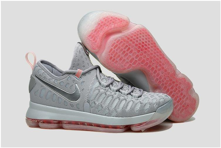 2016 Nike KD 9 LMTD 'Pre-Heat' Wolf Grey/Multi-Color For Sale
