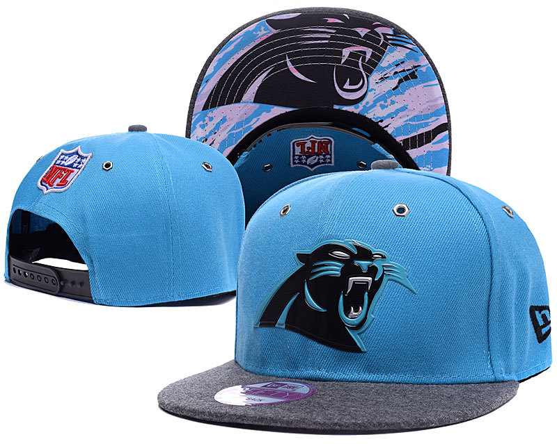 NFL Carolina Panthers Stitched Snapback Hats 013