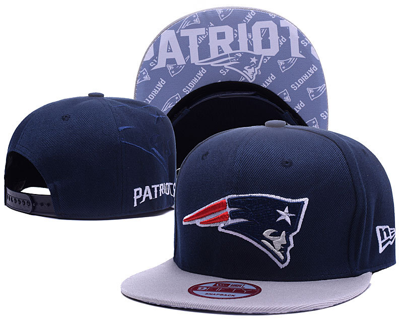 NFL New England Patriots Stitched Snapback Hats 016