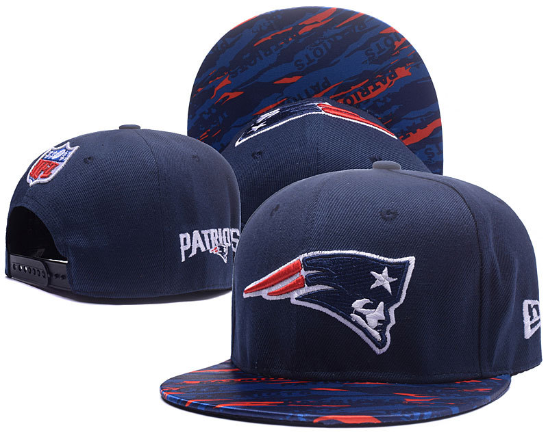 NFL New England Patriots Stitched Snapback Hats 018