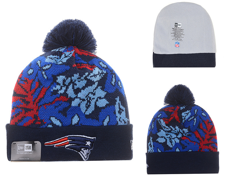 NFL New England Patriots Stitched Knit Hats 021