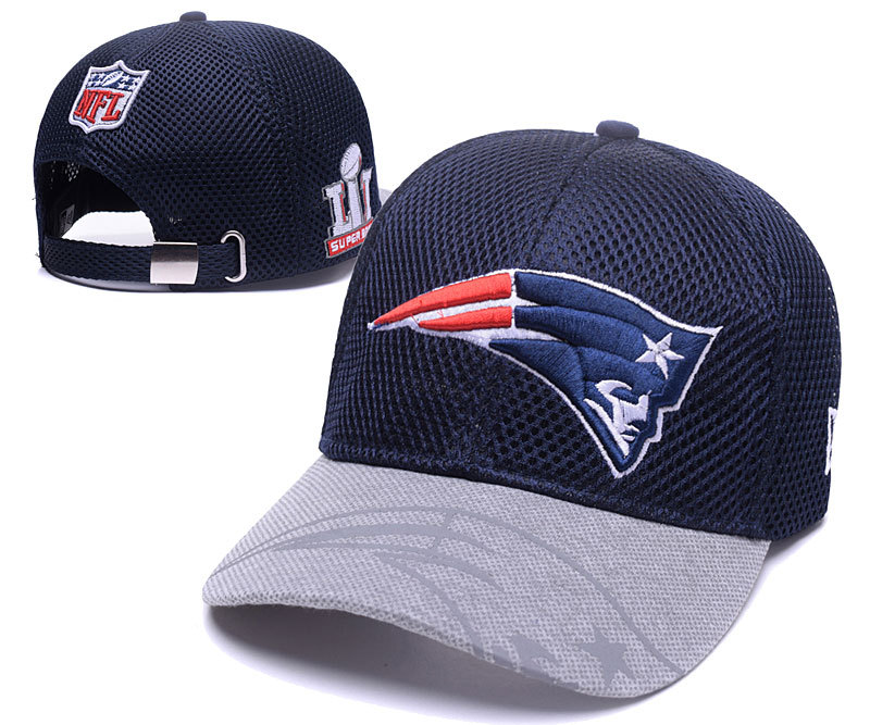 NFL New England Patriots Stitched Hats 008